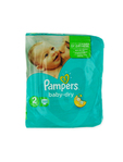 Pampers Baby Dry 2 Mini X33