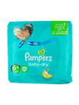 Pampers Baby Dry 6+ X30