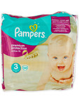 Pampers Cp Active Fit 3 Midi 4-9kg X28