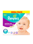 Pampers Active Fit 4 Maxi+ X21