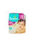 Pampers Vp Active Fit 4 Maxi 7-18kg X39