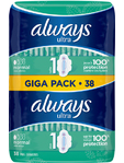 Always Ultra Normal Giga Pack X38