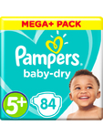 Pampers Mega 5+ Junior X84