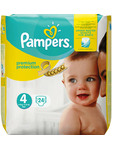 Pampers New Baby 4 Maxi X24
