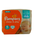Pampers Simply Dry 5 Junior X31