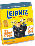 Bahlsen Minions & Family Biscuits 100g