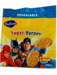 Bahlsen Zoo Super Hereos 100g