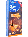 Bahlsen Choco & More Crunchy Toffee 120g