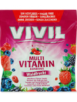 Vivil Multivitamin Sugar Free Wildberries 60gr
