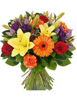 Syl Chrysant Fresh Bouquet