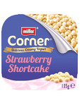 Muller Corner Strawberry Shortcake 135g