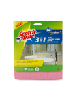 Scotch-brite M/fibre Bath Cloth 3 In 1