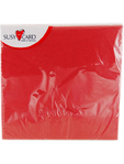 Susycard Red Napkins