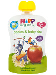 Hipp Organic Apples & Baby Rice 70gr