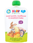 Hipp Organic Sweet Potato Cauliflower & Sweetcorn Bake 130g
