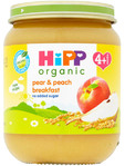 Hipp Organic Pear & Peach Breakfast 125g