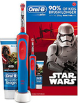 Oral B Star Wars Rechargeable Toothbrush + Toothpaste
