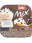 Muller Mix Cookies & Cream 150g