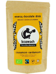 Koawach Energy Chocolate Drink Cinnamon + Cardamom 100g