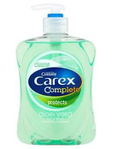 Carex Hand Wash Aloe Vera 500ml