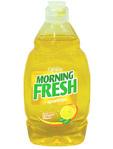 Cussons Dishwashing Liquid Fresh Lemon 450ml