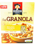 Quaker Oats Golden Crunch 550g