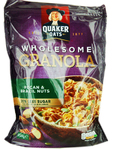 Quaker Wholesome Granola With Pecan & Brazil Nuts 550g