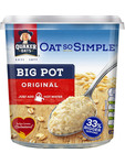Quaker Oat So Simple Pots Original 50gr