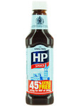 Hp Sauce Squeezy 285g + 45% Extra Free