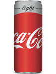 Coca Cola Light Can 33cl