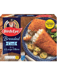 Simply Fish Cod In Breadcrumbs 480g