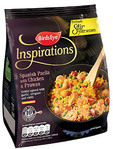 Birds Eye Inspirations Spanish Paella & Prawn 350g