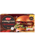 Birds Eye Inspirations Parmesan Pepper & Parsley Quarter Pounders X4