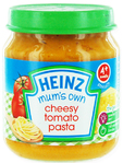 Heinz Mum's Own Cheesy Tomato Pasta 120g