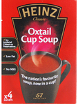 Heinz Oxtail Cup Soup X4