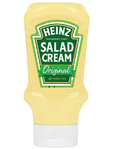 Heinz Salad Cream Original Topdown 425g