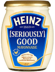 Heinz Mayonnaise Jar 480ml