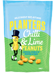 Planters Chilli & Lime Peanuts 180g