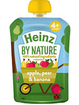 Heinz By Nature Pear 100g