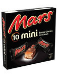 Mars Mini Ice Cream X 10