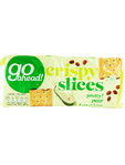 Go Ahead Crispy Slices Pear X5 218g