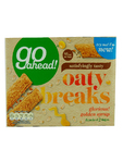 Go Ahead Oaty Breaks Golden Syrup X6 248g
