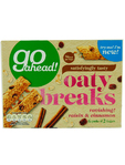 Go Ahead Oaty Breaks Raisin & Cinnamon X6