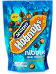 Mc Vities Hobnobs Nibbles Milk Chocolate 120g