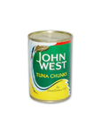 John West Tuna Chunks In Oil 400g