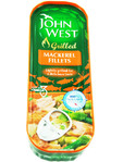 John West Grilled Mackarel Fillets 110g
