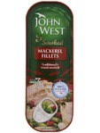 John West Smoked Mackerel Fillets 110g
