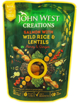John West Creations Honey & Ginger 180g