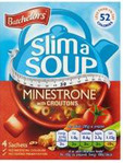 Batchelor's Slim A Cup Minestrone X4