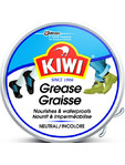 Kiwi Metal Tin Grease Waterproof &protect Nuetral 50ml